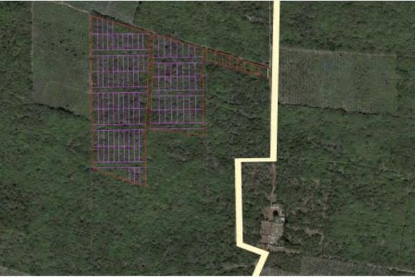 Foto de terreno habitacional en venta en yaxkukul yazxkukul, yaxkukul, yaxkukul, yucatán, 5913646 No. 03