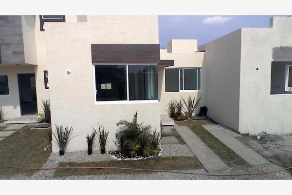 Foto de casa en venta en  , yecapixtla, yecapixtla, morelos, 5338463 No. 01