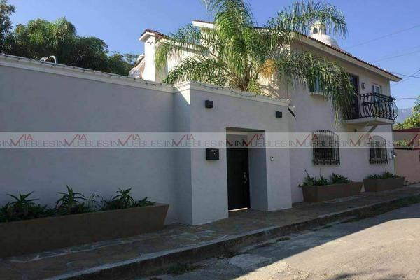 Foto de casa en renta en  , yerbaniz, santiago, nuevo león, 0 No. 01
