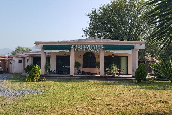 Foto de casa en renta en  , yerbaniz, santiago, nuevo león, 2633463 No. 01