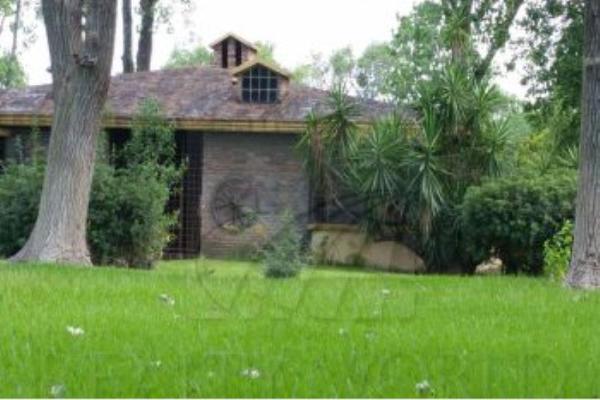 Foto de rancho en venta en  , yerbaniz, santiago, nuevo león, 5442770 No. 01