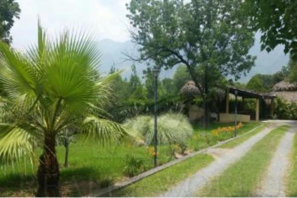 Foto de rancho en venta en  , yerbaniz, santiago, nuevo león, 5442770 No. 06