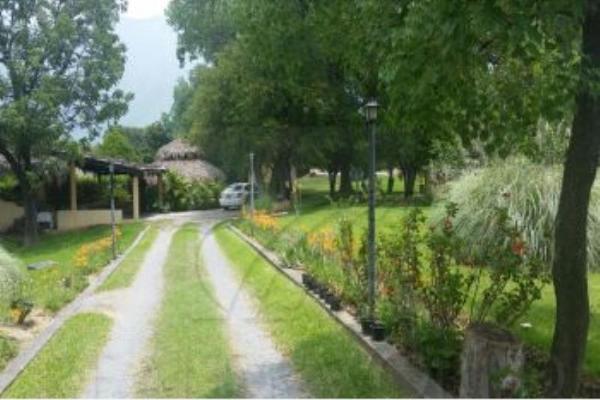 Foto de rancho en venta en  , yerbaniz, santiago, nuevo león, 5442770 No. 05