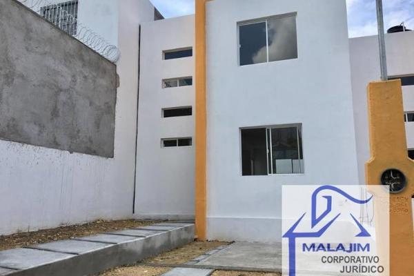 Foto de casa en venta en yezmen 74, insurgentes, tuxtla gutiérrez, chiapas, 3417400 No. 01