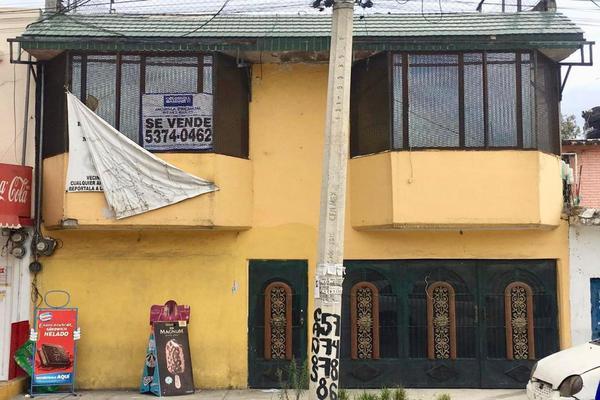 Foto de casa en venta en yhuallan , ciudad azteca sección oriente, ecatepec de morelos, méxico, 6152675 No. 01