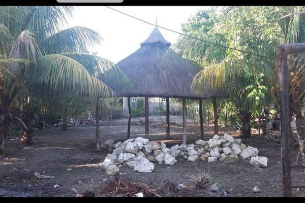Foto de terreno habitacional en venta en  , chabihau, yobaín, yucatán, 8099803 No. 01