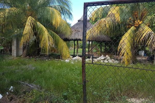 Foto de terreno habitacional en venta en  , chabihau, yobaín, yucatán, 8099803 No. 03
