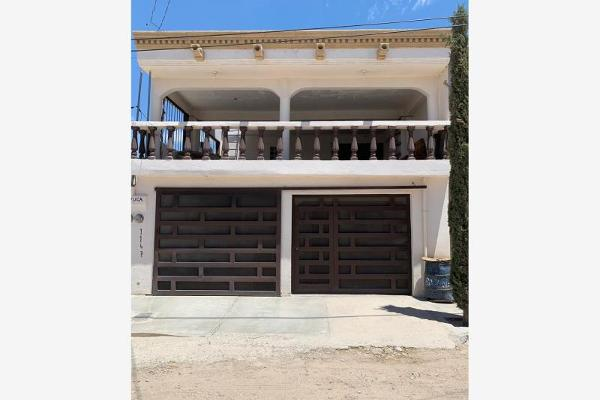Foto de casa en venta en yuca 1147, mezquital, juárez, chihuahua, 7909070 No. 01