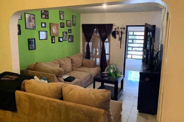 Foto de casa en venta en yuca 1147, mezquital, juárez, chihuahua, 7909070 No. 04