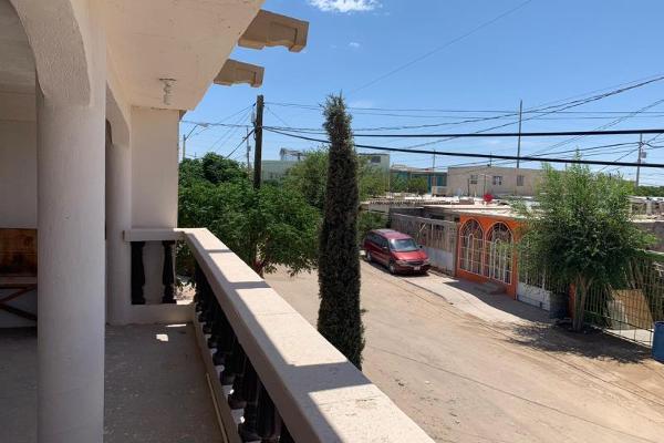 Foto de casa en venta en yuca 1147, mezquital, juárez, chihuahua, 7909070 No. 20