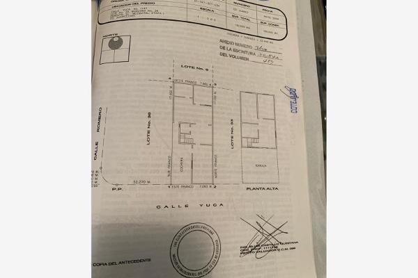 Foto de casa en venta en yuca 1147, mezquital, juárez, chihuahua, 7909070 No. 24