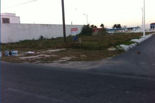 Foto de terreno comercial en renta en  , yucalpeten, progreso, yucatán, 3043701 No. 01