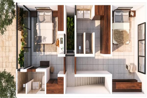 Foto de casa en venta en yukan , cholul, mérida, yucatán, 20165041 No. 12
