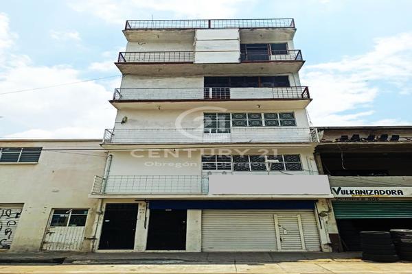 Foto de edificio en venta en yurecuaro 508 , michoacán, león, guanajuato, 16221295 No. 01