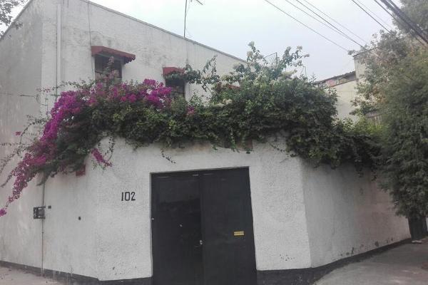 Foto de terreno habitacional en venta en  , zacahuitzco, benito juárez, df / cdmx, 12830185 No. 01