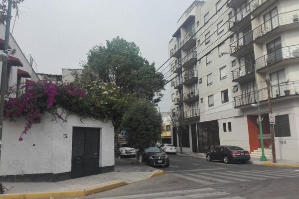 Foto de terreno habitacional en venta en  , zacahuitzco, benito juárez, df / cdmx, 0 No. 04