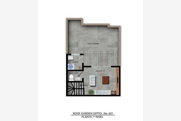 Foto de departamento en venta en  , zacahuitzco, benito juárez, df / cdmx, 8213973 No. 07