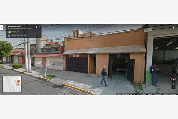 Foto de casa en venta en zacatecas 53, valle ceylán, tlalnepantla de baz, méxico, 4656038 No. 01