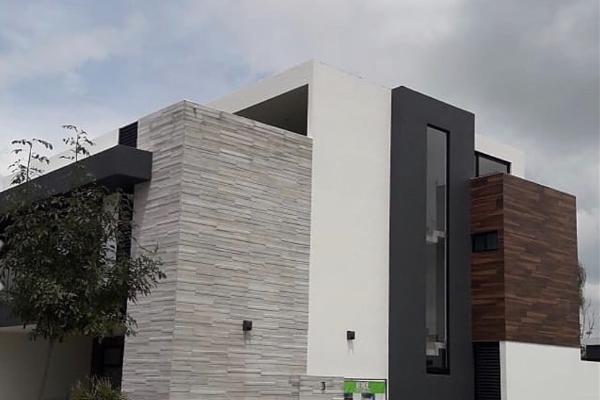 Foto de casa en venta en zacatecas , lomas de angelópolis ii, san andrés cholula, puebla, 5930127 No. 01