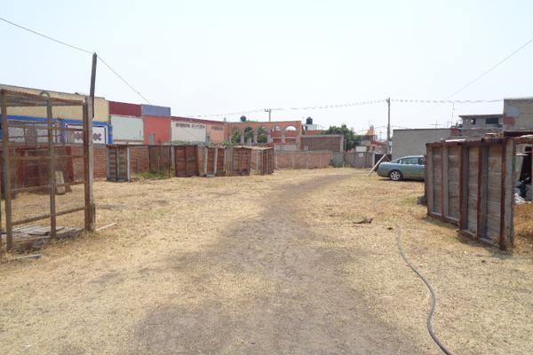 Foto de terreno habitacional en venta en zacatecas , santa maría tulpetlac, ecatepec de morelos, méxico, 20274243 No. 05