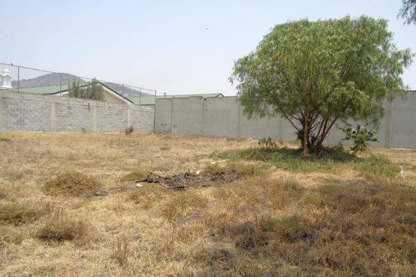 Foto de terreno habitacional en venta en zacatecas , santa maría tulpetlac, ecatepec de morelos, méxico, 20274243 No. 09