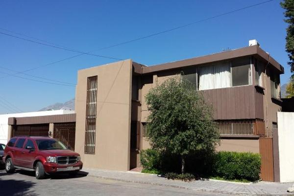 Foto de casa en venta en zacatenco 103, prados de la sierra, san pedro garza garcía, nuevo león, 5812097 No. 01