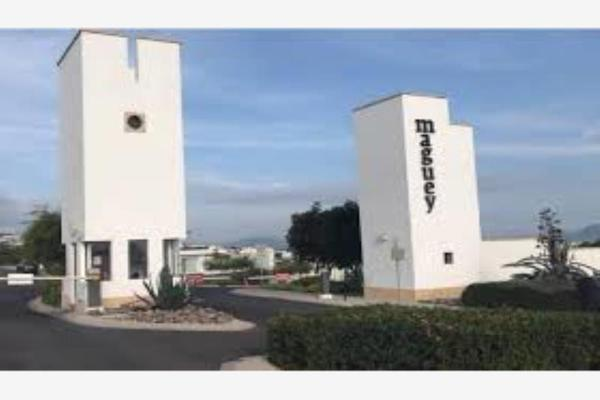 Foto de terreno habitacional en venta en zalain 5, desarrollo habitacional zibata, el marqués, querétaro, 10098693 No. 03