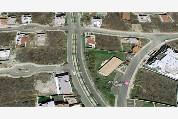 Foto de terreno habitacional en venta en zalain 5, desarrollo habitacional zibata, el marqués, querétaro, 10098693 No. 05