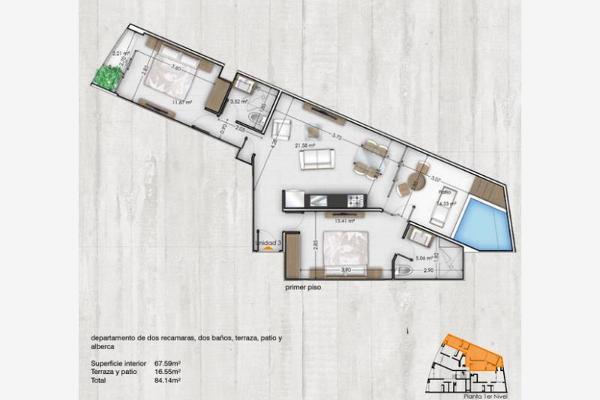 Foto de departamento en venta en zama 139, villas tulum, tulum, quintana roo, 10202976 No. 07