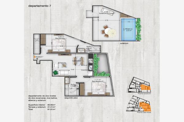 Foto de departamento en venta en zama 139, tulum centro, tulum, quintana roo, 10202976 No. 11