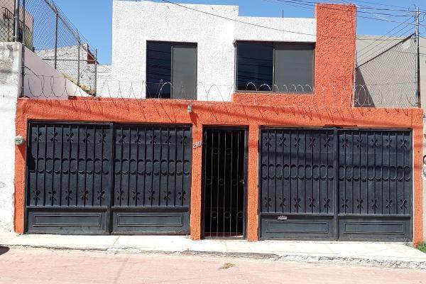 Foto de casa en venta en zamarrero , vista alegre 3a sección, querétaro, querétaro, 13474478 No. 01