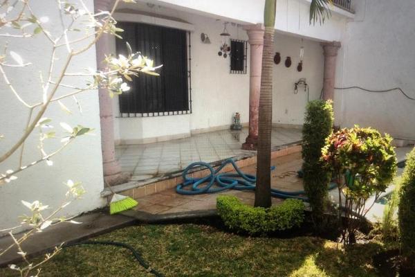 Foto de casa en venta en zamora 201, maravillas, cuernavaca, morelos, 6189521 No. 27