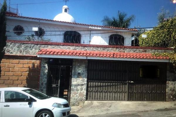 Foto de casa en venta en zamora 201, maravillas, cuernavaca, morelos, 6189521 No. 30