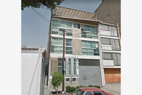 Foto de departamento en venta en zamora 73, condesa, cuauhtémoc, distrito federal, 4516205 No. 01