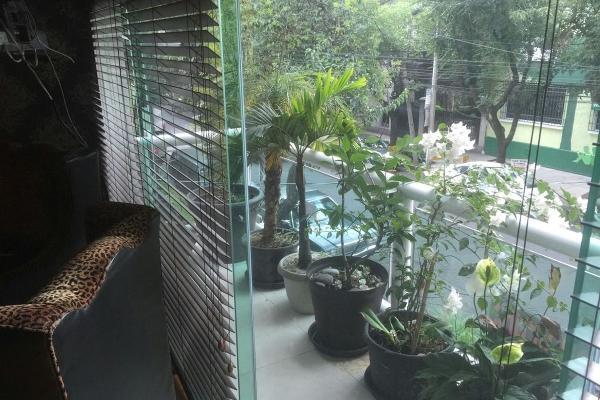 Foto de departamento en venta en zamora , condesa, cuauhtémoc, distrito federal, 2727041 No. 01