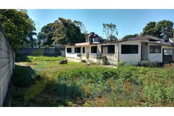 Foto de terreno habitacional en venta en  , zapote gordo, tuxpan, veracruz de ignacio de la llave, 5857821 No. 01