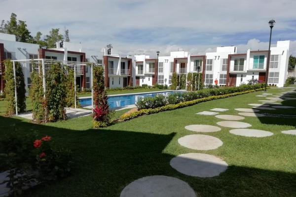 Foto de casa en venta en zaragoza 8, lomas de jiutepec, jiutepec, morelos, 10204499 No. 01