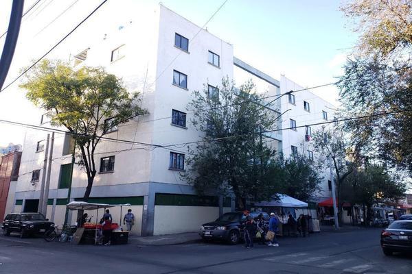 Foto de edificio en venta en zarco 112, guerrero, cuauhtémoc, df / cdmx, 0 No. 01