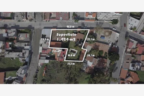 Foto de terreno habitacional en venta en  , zavaleta (zavaleta), puebla, puebla, 8764996 No. 04