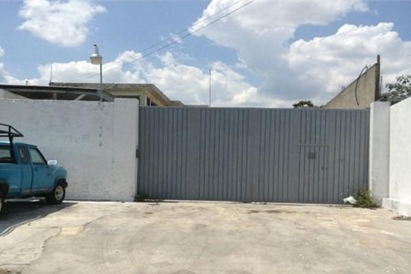 Foto de nave industrial en renta en  , zazil - ha ii, mérida, yucatán, 14028073 No. 01