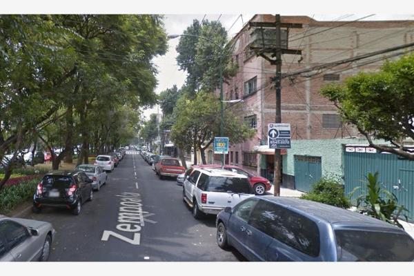 Foto de edificio en venta en zempoala 00000, narvarte oriente, benito juárez, df / cdmx, 17094216 No. 02
