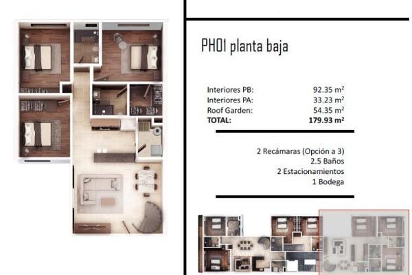 Foto de departamento en venta en zempoala 253, narvarte oriente, benito juárez, df / cdmx, 8876260 No. 08