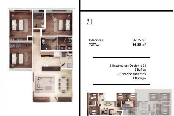 Foto de departamento en venta en zempoala 253, narvarte oriente, benito juárez, df / cdmx, 8876260 No. 12