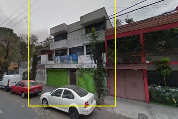 Foto de casa en venta en zempoaltecas 74, el rosario, azcapotzalco, df / cdmx, 12788868 No. 01