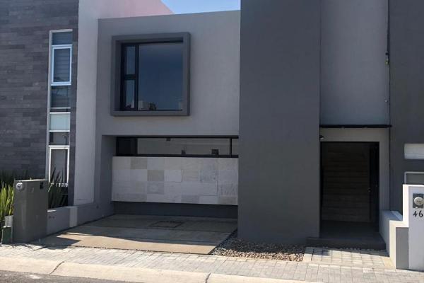 Foto de casa en venta en  , zen house ii, el marqués, querétaro, 14023507 No. 01