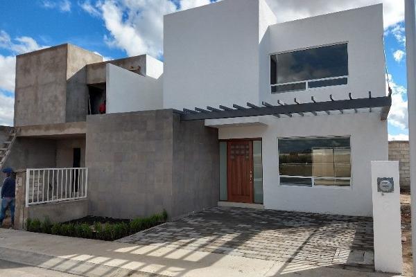 Foto de casa en venta en zen life , zen house ii, el marqués, querétaro, 11427715 No. 01