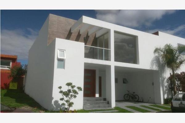 Foto de casa en venta en zerezotla , el hallazgo, san pedro cholula, puebla, 5836457 No. 01