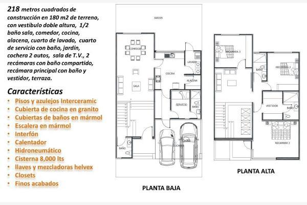Foto de casa en venta en zerezotla , el hallazgo, san pedro cholula, puebla, 5836457 No. 04