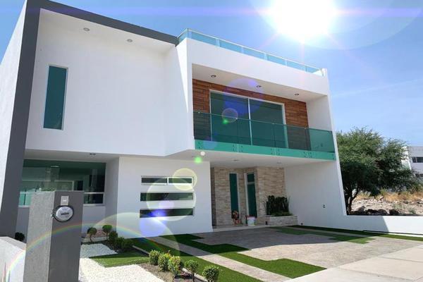 Foto de casa en venta en zibata 0, desarrollo habitacional zibata, el marqués, querétaro, 9962352 No. 01