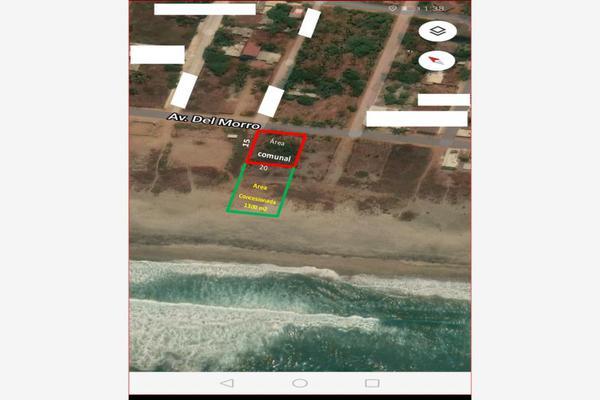 Foto de terreno habitacional en venta en zicatela 24, zicatela, santa maría colotepec, oaxaca, 18599606 No. 02